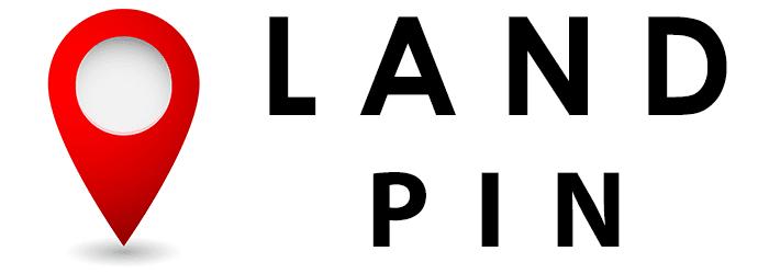 land pin logo